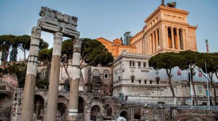 Roma, patria della settima meraviglia del mondo